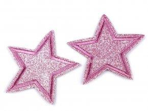 nazehlovacka hvezda ruzova