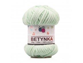 příze Betynka 370 bledá zelená