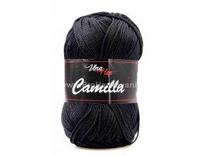 Příze Camilla 8001 černá
