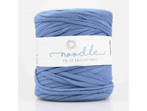 špagáty Noodle matné modré