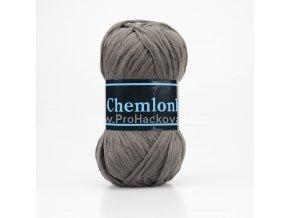 příze Chemlonka 904 tmavší šedá