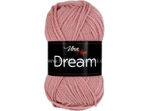 příze Dream 6414 starorůžová