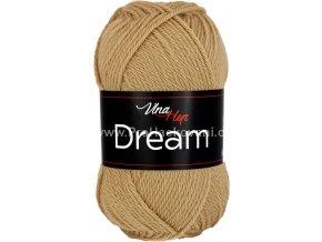příze Dream 6405 velbloudí hnědá