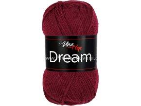 příze Dream 6412 burgundy