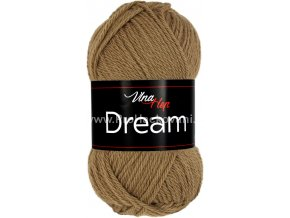 příze Dream 6406 nugátová