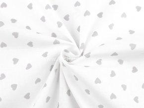 bavlnena latka srdce na 1