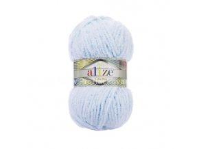příze Softy Plus 183 bledě modrá