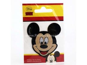 Nažehlovací aplikace hlava Mickey