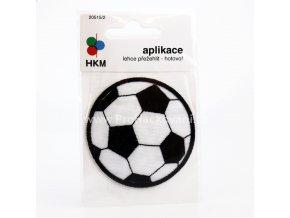 Nažehlovací aplikace fotbalový míč