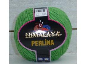 příze Perlina 50132 zelená