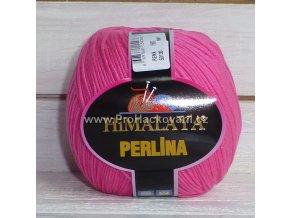 příze Perlina 50130 výrazná růžová