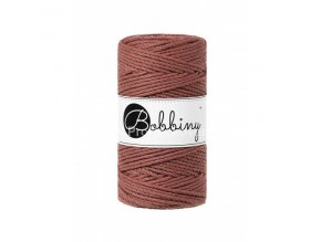Bobbiny macrame 3PLY regular sunset
