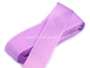 taftova stuha svetle fialova