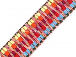 popruh polyesterový barevny 1
