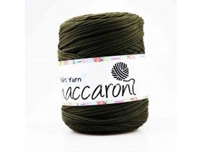 špagáty Maccaroni T-Shirt vojenská zelená II