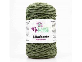 příze Bosphorus Barbante 16 olivová