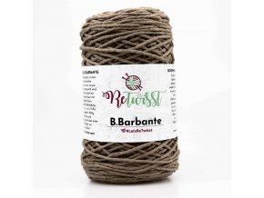 příze Bosphorus Barbante 09 kakaová