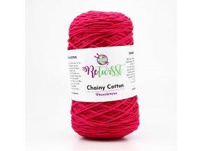 ReTwisst Chainy Cotton 24 fuchsiová