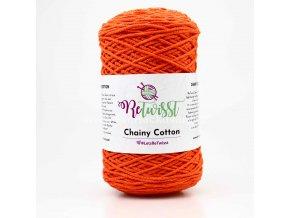ReTwisst Chainy Cotton 26 oranžová