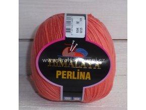 příze Perlina 50125 lososová