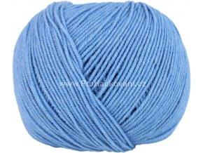 příze Jeans 8104 šmolkově modrá