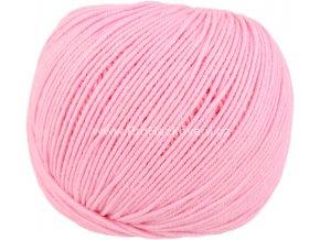 příze Jeans 8027 sladce růžová