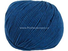 příze Jeans 8115 námořnická modrá