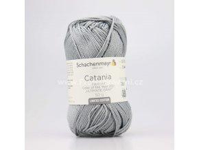 Příze Catania 22021 ocelově šedá
