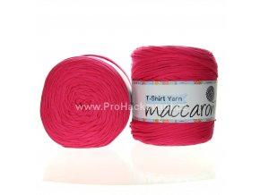 špagáty Maccaroni T-Shirt fuchsiově růžové