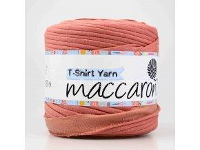 špagáty Maccaroni T-Shirt matné starorůžové