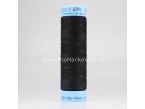 Bavlněná nit 4000 černá