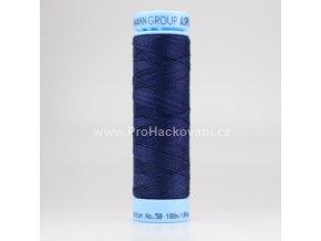 Bavlněná nit 0825 tmavě modrá