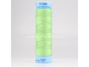 Bavlněná nit 1527 mintová zelená