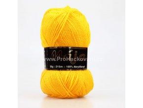 příze Mája 1682 Slunečnicová žlutá