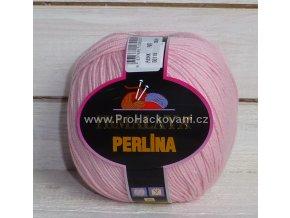 příze Perlina 50118 světle růžová