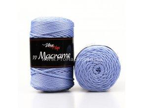 pp Macrame 4086 světle modrá