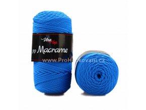 pp Macrame 4100 modrá
