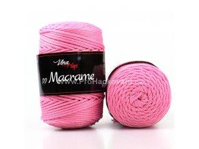 pp Macrame 4032 růžová