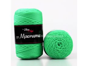 pp Macrame 4137 tmavý mentol