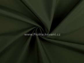 Letní softshell zelená khaki