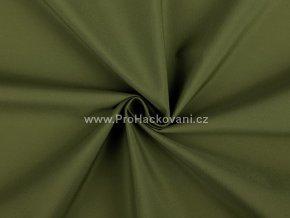Letní softshell olivově zelená
