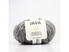 Java 24 šedá melange