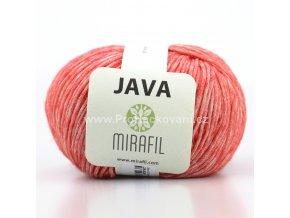 Java 42 červená melange