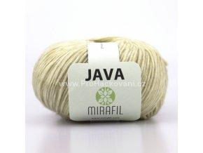 Java 05 béžová melange