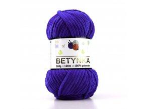 příze Betynka 329 modrá