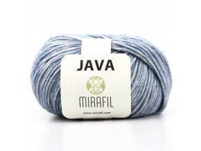 Java 32 modrá melange
