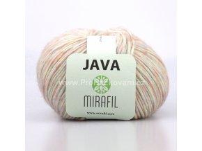 Java 33 růžová melange