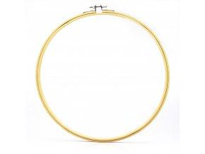 Bambusový kruh vyšívací 24 cm