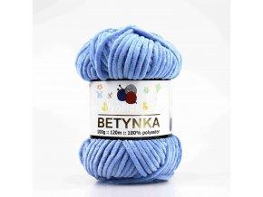 příze Betynka 327 nebesky modrá