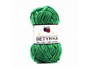 příze Betynka 331 zelená